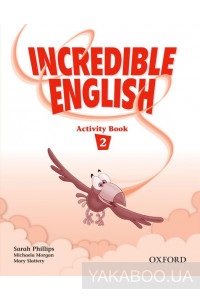 Фото - Incredible English 2. Activity Book