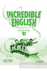Фото - Incredible English 3. Activity Book