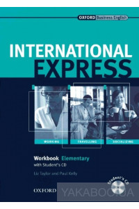 Фото - International Express. Interactive Editions. Elementary (Workbook + Student CD)