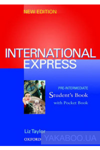 Фото - International Express. Pre-intermediate. Student's Book (with Pocket Book)