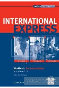 Фото - International Express. Pre-intermediate. Workbook