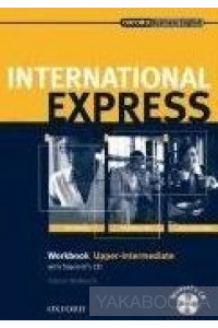Фото - International Express, Interactive Editions Upper-Intermediate. Workbook with Student's CD