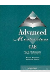 Фото - Advanced Masterclass CAE. Workbook (With Answers)