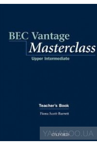 Фото - BEC Vantage Masterclass. Upper-Intermediate. Teacher's Book