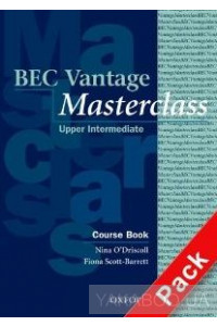 Фото - BEC Vantage Masterclass. Workbook and Audio CD Pack (with Key)
