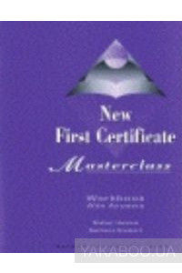 Фото - First Certificate Masterclass. Workbook (With Answers)