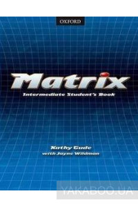 Фото - Matrix Intermediate. Student's Book