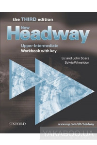 Фото - New Headway Upper-Intermediate. Workbook (With Key)