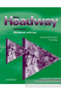 Фото - New Headway Advanced. Workbook (with Key)