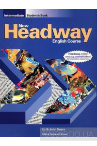 Фото - New Headway Intermediate. Student's Book
