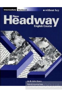 Фото - New Headway. Intermediate. Workbook (without Key)