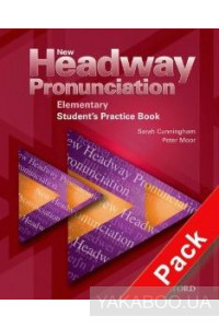 Фото - New Headway Pronunciation Course. Elementary. Student's Practice Book and Audio CD Pack