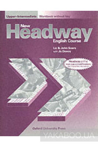 Фото - New Headway Upper-Intermediate. Workbook (without Key)