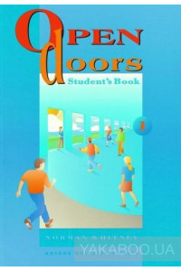Фото - Open Doors. Level 1. Student's Book