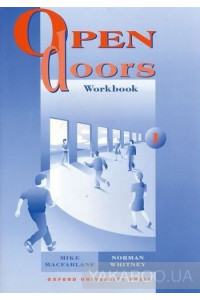 Фото - Open Doors. Level 1. Workbook