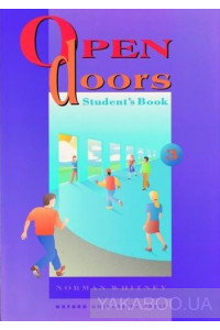 Фото - Open Doors. Level 3. Student's Book