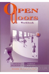 Фото - Open Doors. Level 3. Workbook