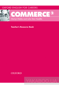Фото - Oxford English for Careers: Commerce 2. Teacher's Resource Book