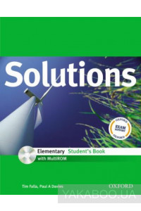 Фото - Solutions Elementary. Students Book Pack