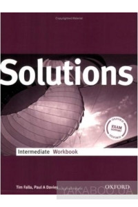 Фото - Solutions Intermediate. Workbook