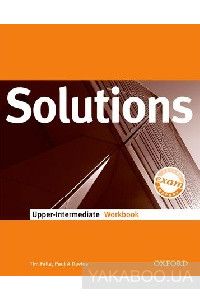 Фото - Solutions Upper-Intermediate. Workbook