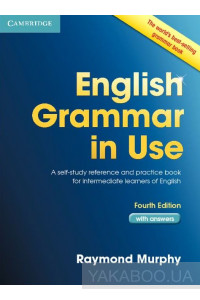 Фото - English Grammar in Use with Answers. A Self-Study Reference and Practice Book for Intermediate Students of English