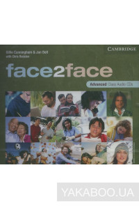 Фото - Face2face. Advanced Class Audio CD Set (3 CD)