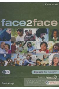 Фото - Face2face. Advanced Test Generator CD-ROM