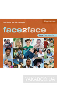 Фото - Face2face. Starter Class Audio CD Set (3 CD)