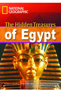 Фото - The Hidden Treasures of Egypt (+DVD)