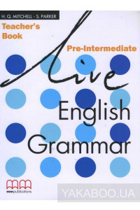 Фото - Live English Grammar. Pre-Intermediate. Teacher's Book