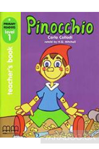 Фото - Pinocchio. Level 1.Student's Book (+CD)
