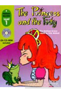 Фото - The Princess and the Frog. Level 1. Student's Book (+CD)