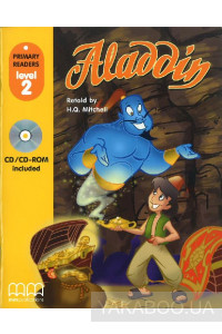 Фото - Aladdin. Level 2. Student's Book (+CD)
