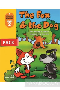 Фото - The Fox & the Dog. Level 2. Student's Book (+CD)