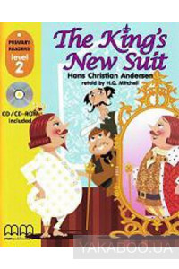 Фото - The King's New suit. Level 2. Student's Book (+CD)