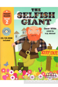 Фото - The Selfish Giant. Level 2. Student's Book (+CD)