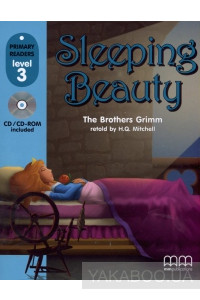 Фото - Sleeping Beauty. Level 3. Student's Book (+CD)