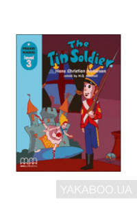 Фото - Tin Soldier. Level 3. Student's Book (+CD)