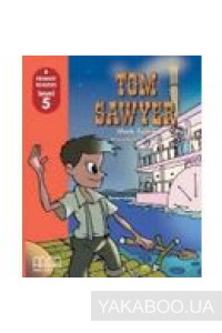 Фото - Tom Sawyer. Level 5. Student's Book (+CD)