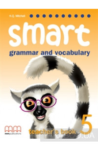 Фото - Smart Grammar and Vocabulary 5. Teacher's Book