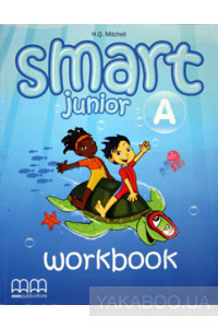 Фото - Smart Junior A. WorkBook (+CD)