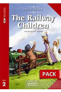 Фото - The Railway children. Book with CD. Level 2