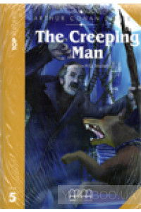 Фото - The Creeping Man. Book with CD. Level 5