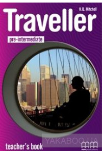 Фото - Traveller. Pre-Intermediate. Teacher's Book