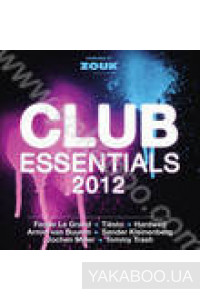 Фото - Сборник: Club Essentials 2012