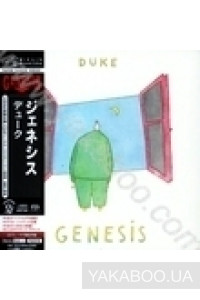 Фото - Genesis: Duke (SACD+DVD) (Japanese Mini-Vinyl CD) (Import)