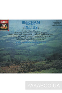 Фото - Thomas Beecham, Delius & Royal Philharmonic Orchestra: Works (Import) (2 CDs)