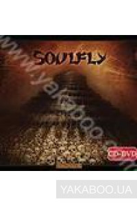 Фото - Soulfly: Conquer (CD+DVD)