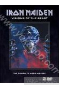 Фото - Iron Maiden: Vision of the Beast. The Complete Video History (2 DVD) (Import)